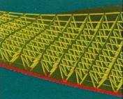 Conformal Lattice Structures