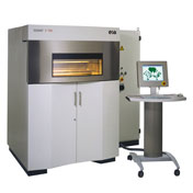 EOS SLS machine, Selective Laser Sintering Rapid Prototyping equipment