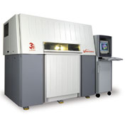 3D Systems SLS machine, Selective Laser Sintering Rapid Prototyping equipment